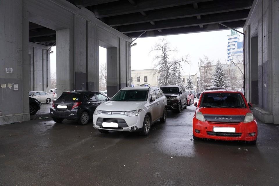 Где в Иркутске появятся новые парковки