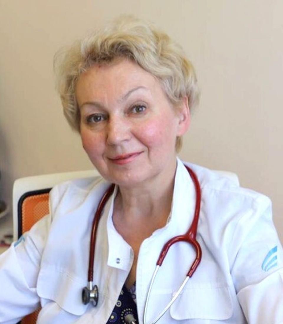 Врач-аллерголог Елена Тимофеева