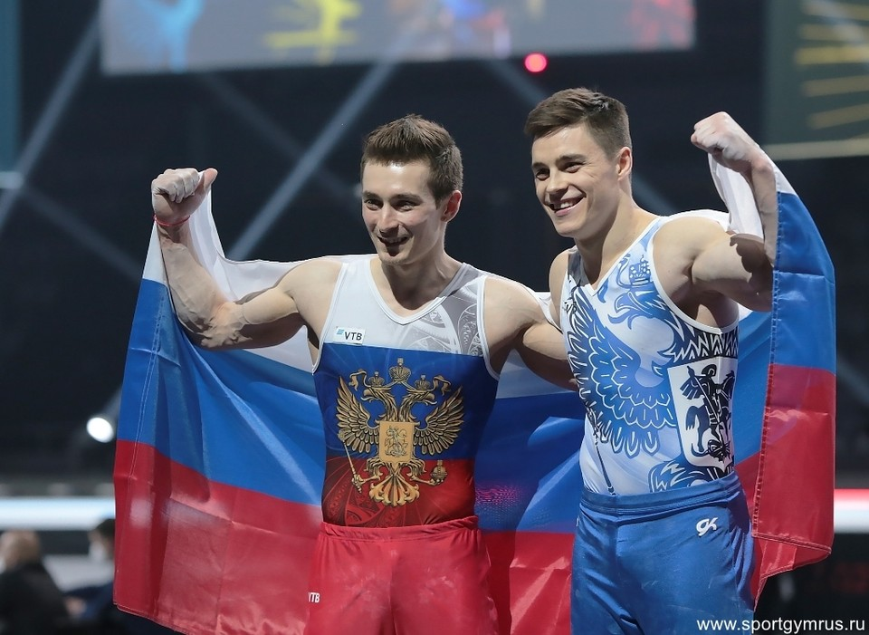 Наши соотечественники завоевали первое и второе место Фото: /sportgymrus.ru/