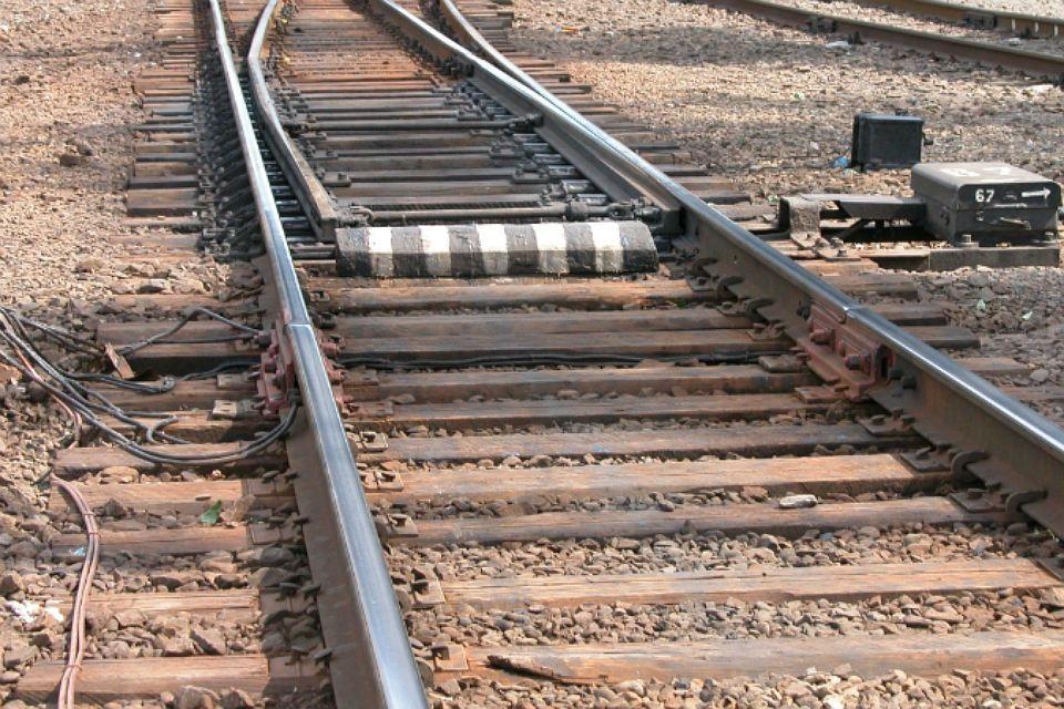 Вагон грузового поезда сошел с рельсов в Тайшете 25 апреля