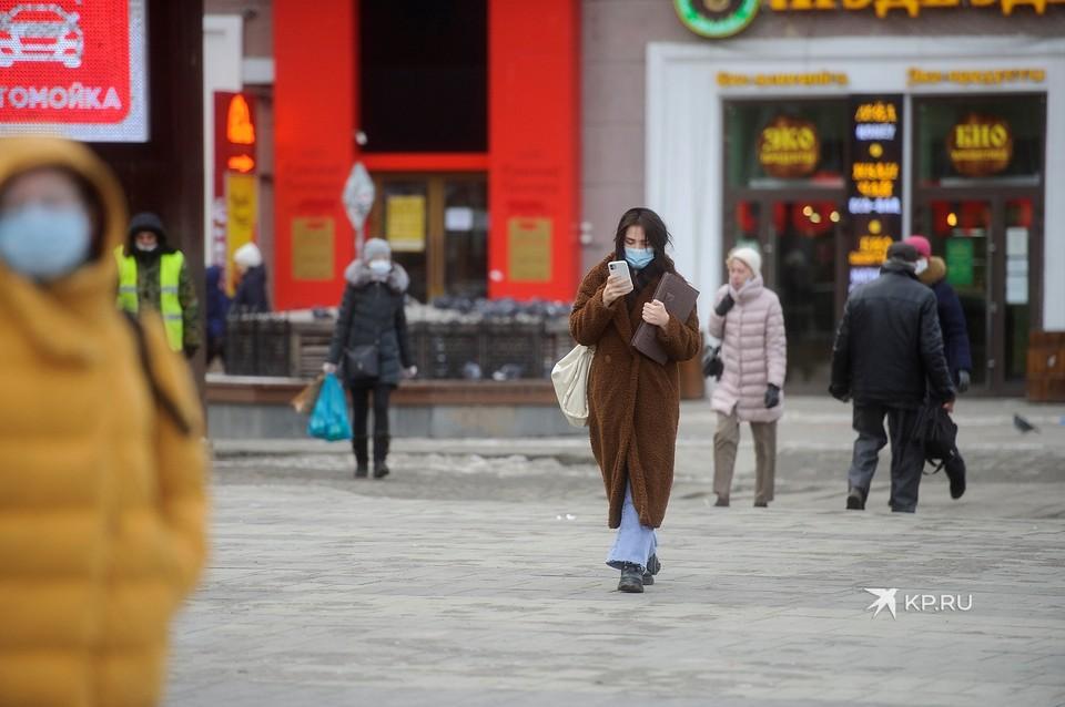 В Свердловской области сохраняется масочный режим