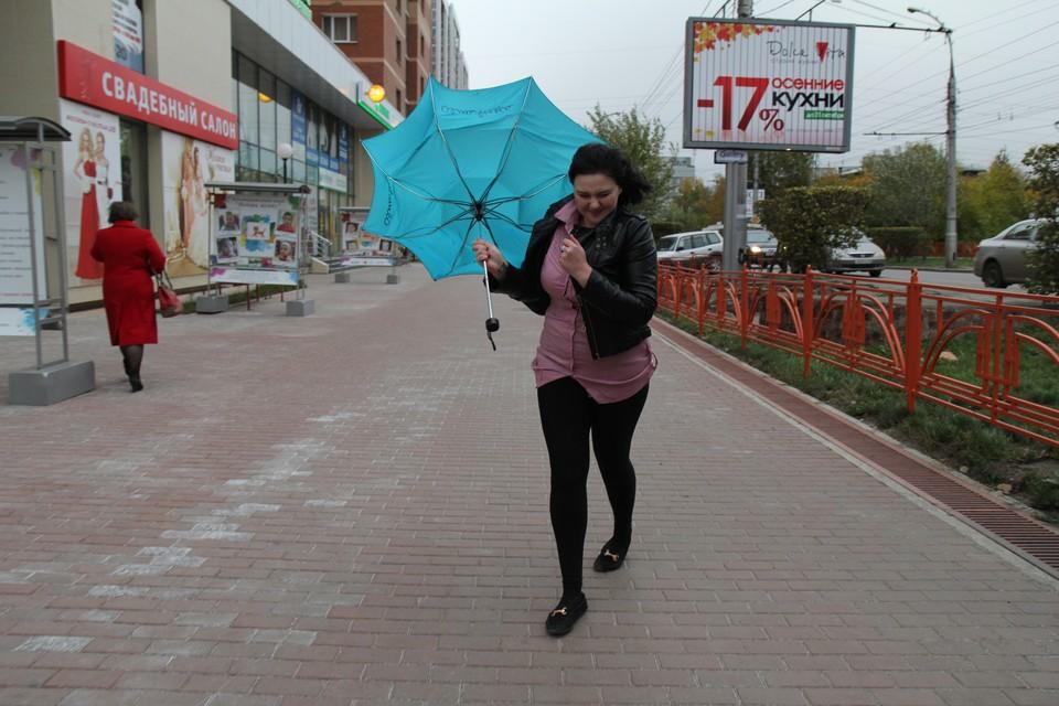 МЧС: 27 апреля в Иркутской области ожидается ветер до 18 м/с