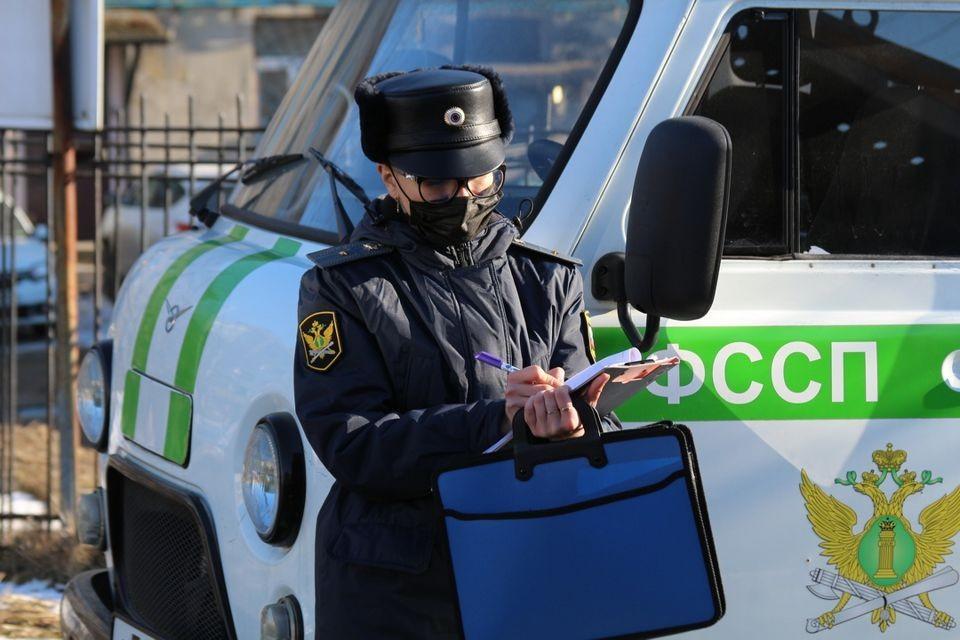 Было установлено, что у должника есть автомобиль и гараж. Фото: УФССП по МО