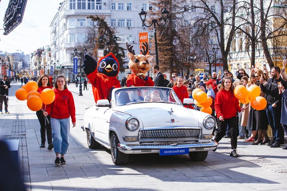 Флагманский магазин «Нижний 800» открылся в центре Нижнего Новгорода. ФОТО: Центр 800