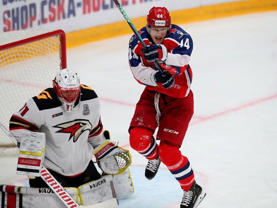 Омская команда сейчас в шаге от завоевания Кубка Гагарина.