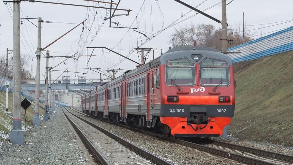 В Кузбассе пригородные поезда перейдут на летний график. Фото: АО «Кузбасс-пригород».