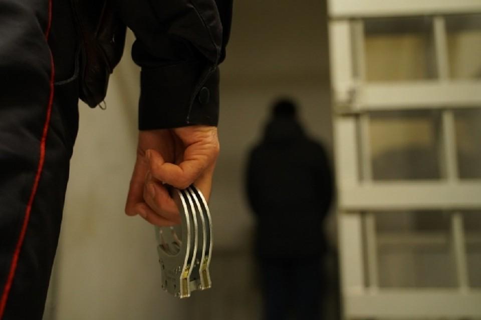 Сибиряка, который не хотел оплачивать штраф, арестовали на несколько суток.