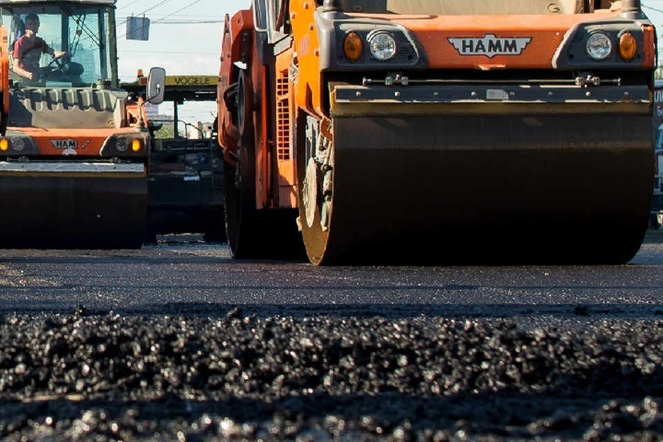 Благодаря новой дороге транзитные грузовики не будут проезжать через городские улицы.