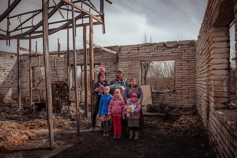 фото Ольги Черкуновой, предоставлено отцом Николаем