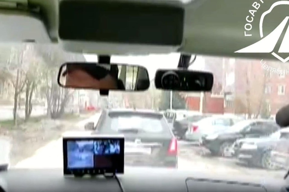 Водителю назначили трое суток административного ареста