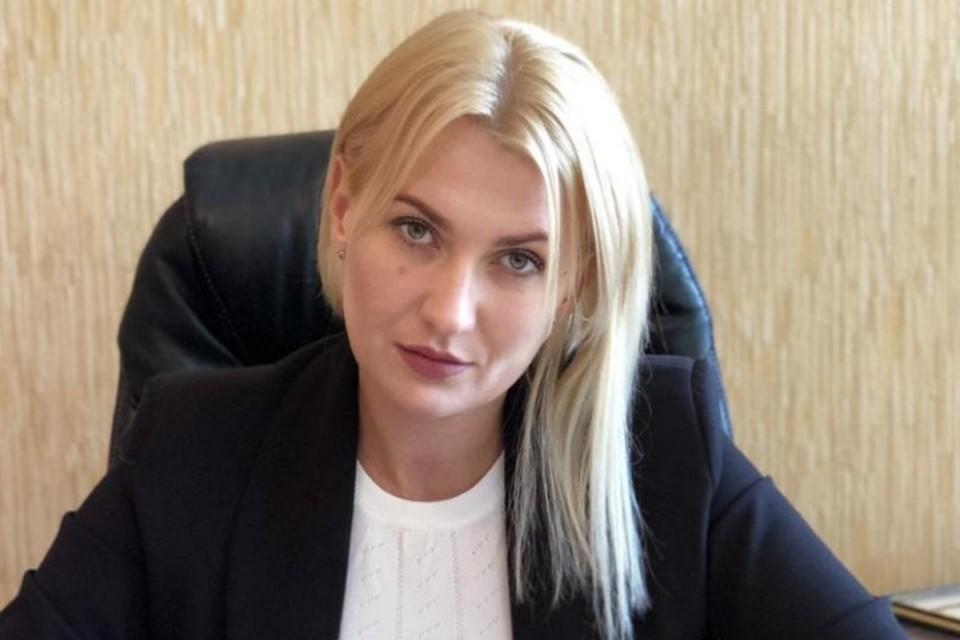 Дарья Морозова возмутилась поведением представителей Украины. Фото: ombudsmandnr.ru
