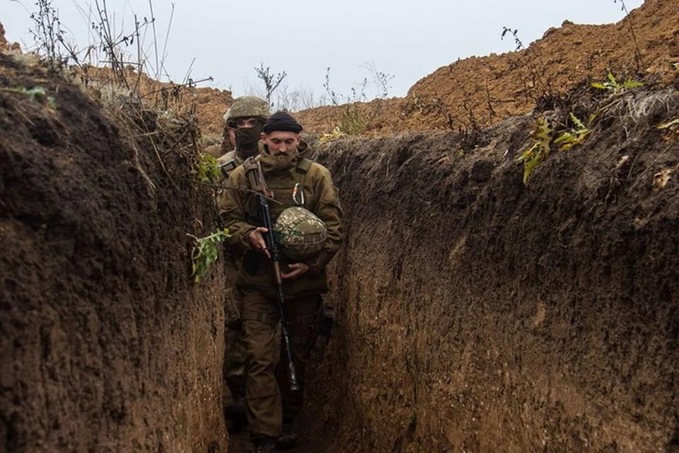 Нехватка личного состава в бригадах, которые воюют в Донбассе, доходит до 40 процентов. Фото: Пресс-центр штаба ООС