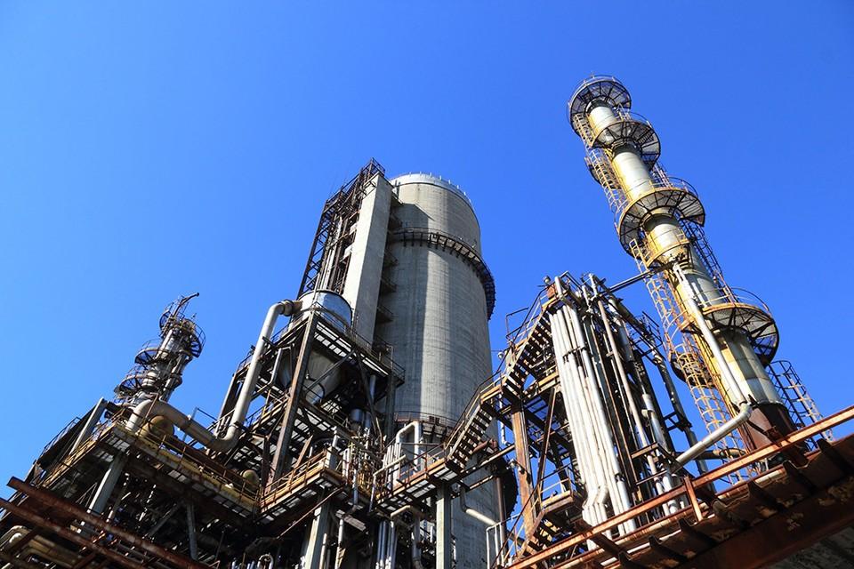 Белорусский НПЗ может остаться без российской нефти из-за санкций США. Фото: pixabay