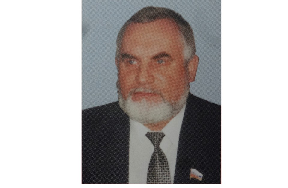 Валерий Устюгов.