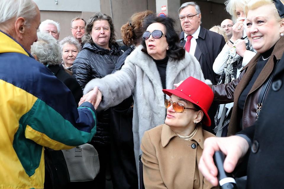 Мария Баталова и ее мать Гитана Леонтенко смогли вернуть свою недвижимость через суд.