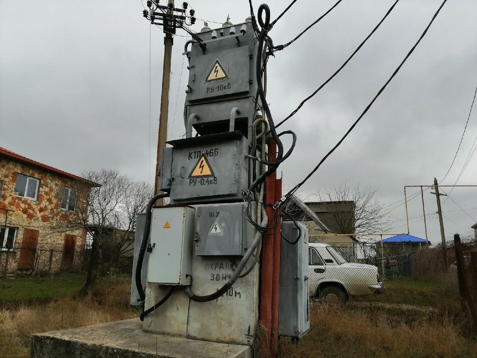 Энергетики будут ремонтировать оборудование.