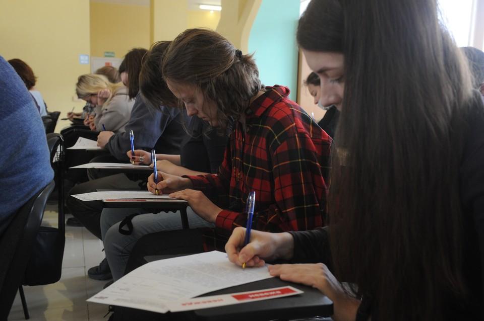 Около 40 тысяч жителей Краснодарского края напишут «Диктант победы»