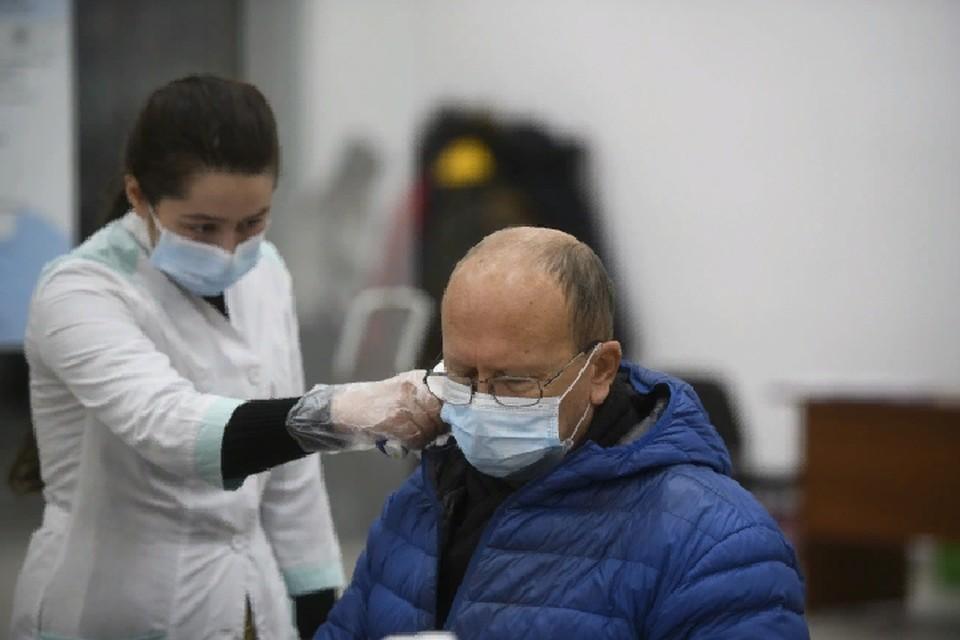 Экспресс-тесты показали, что 19 человек уже переболели коронавирусом раньше