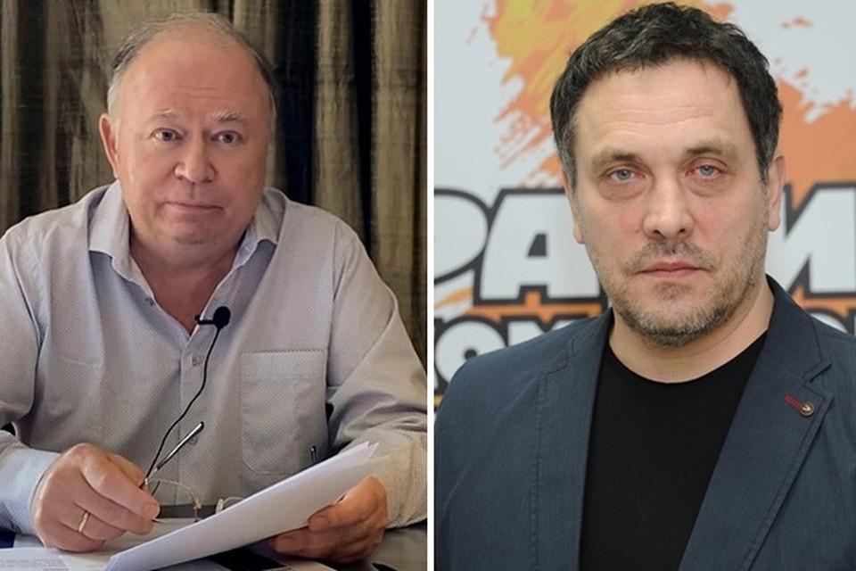 Рязанцы могут поддержать выдвижение в Госдуму от Рязанской области Андрея Караулова.