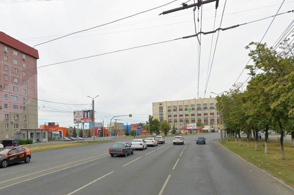 Выделенные полосы для городского транспорта появятся уже осенью. Фото: Яндекс.Карты