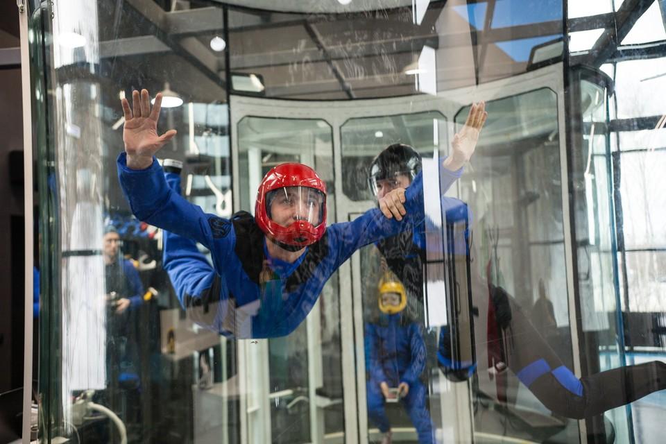 Первый официальный Чемпионат Удмуртии по аэротрубным дисциплинам парашютного спорта пройдет в Удмуртии 30 апреля