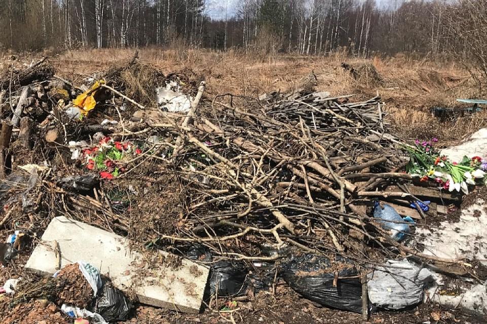 С кладбищ вывезут мусор и несанкционированные свалки. Фото: admkirov.ru