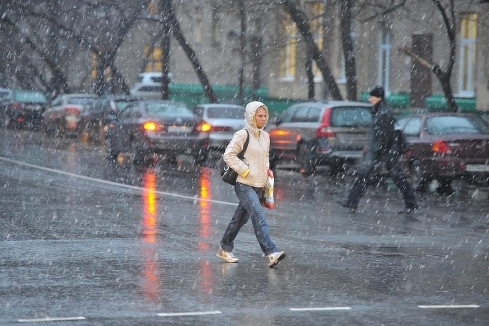 Погода в Иркутске: 1 мая ледяной дождь и мокрый снег, дачники разочарованы.