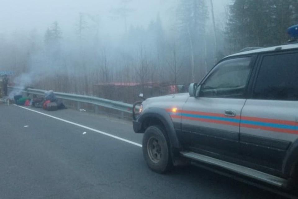 В аварии погибли две женщины 21 и 48 лет, а также девушка 17 лет. Фото: sovgavanrf