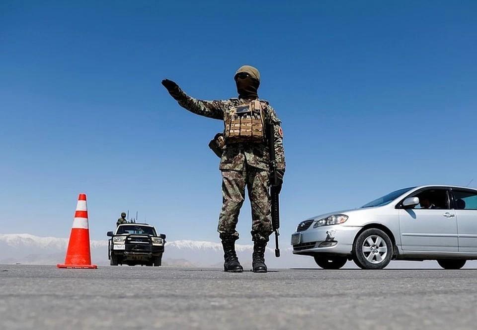 В Киргизии заявили, что таджикские военнослужащие открыли огонь на границе