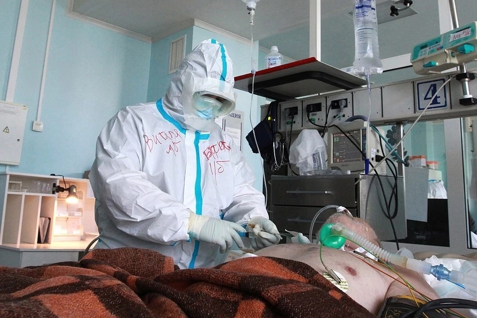 С начала пандемии в Крыму выявили 40 568 человек с коронавирусом