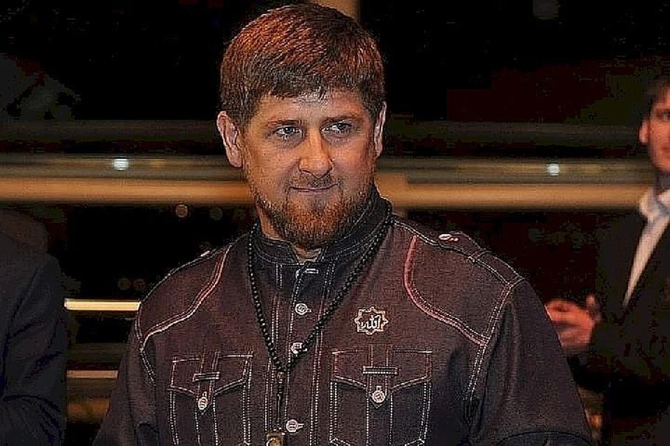 Кадыров обнародовал доход за минувший год.