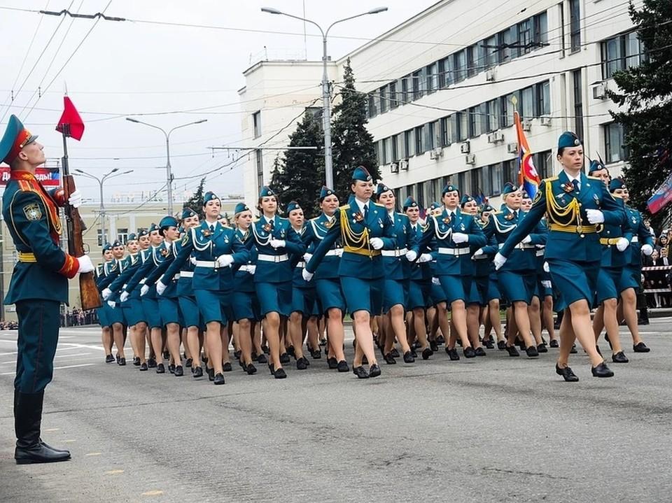 Движение в центре Донецка перекроют из-за репетиции парада Победы