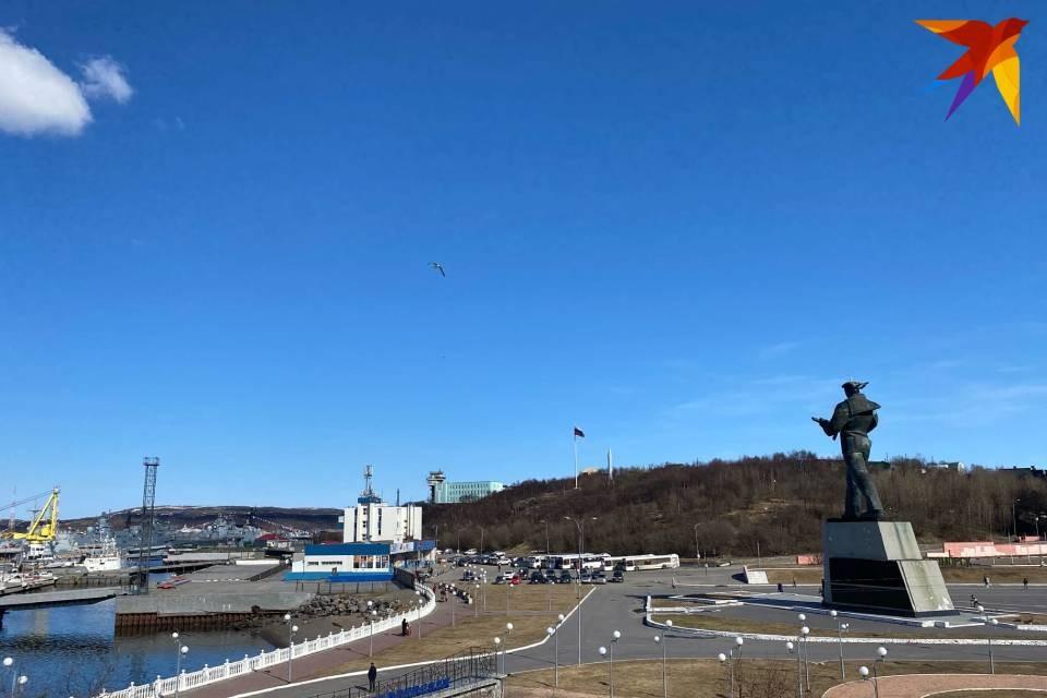 Солнечная погода в Мурманской области будет конкурировать со снегом и сильным ветром.