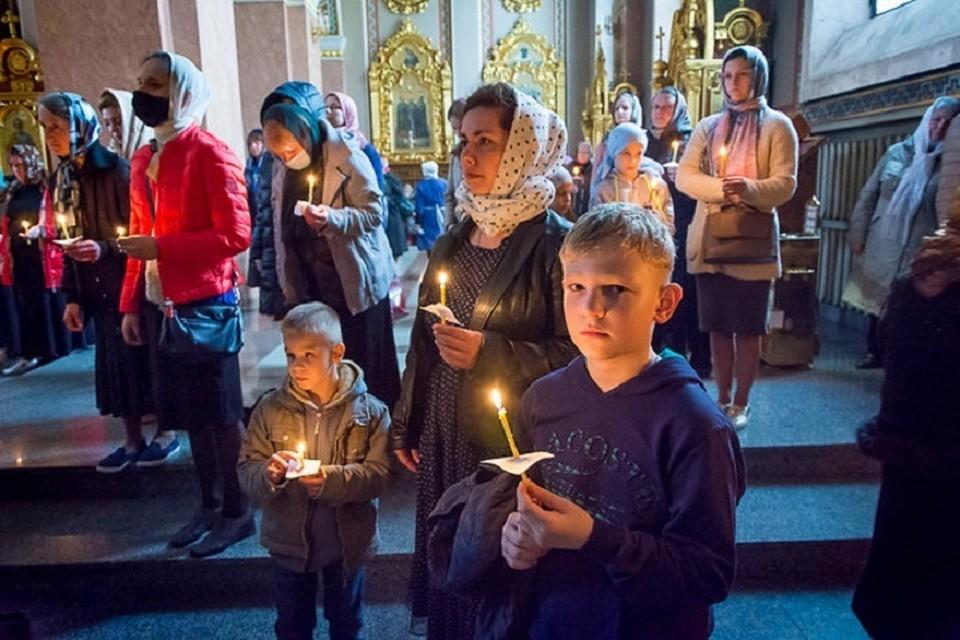 2 мая Пасхальные богослужения прошли во всех действующих храмах Республики