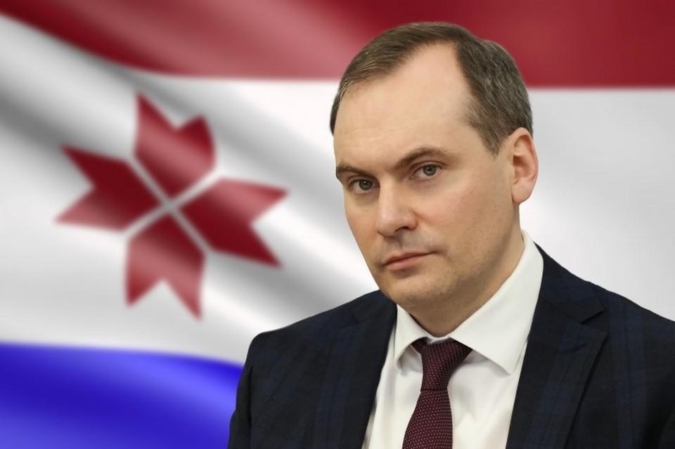 Фото: Пресс-служба Глава Республики Мордовия