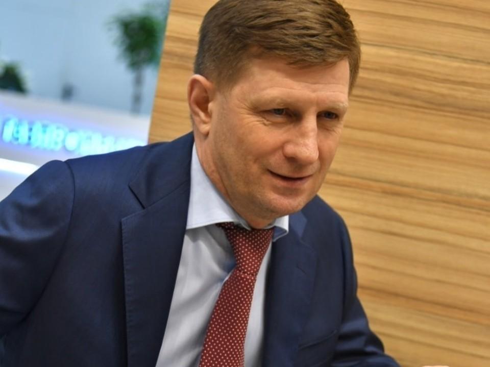 Сергей Фургал: последние новости на 2 мая 2021 года