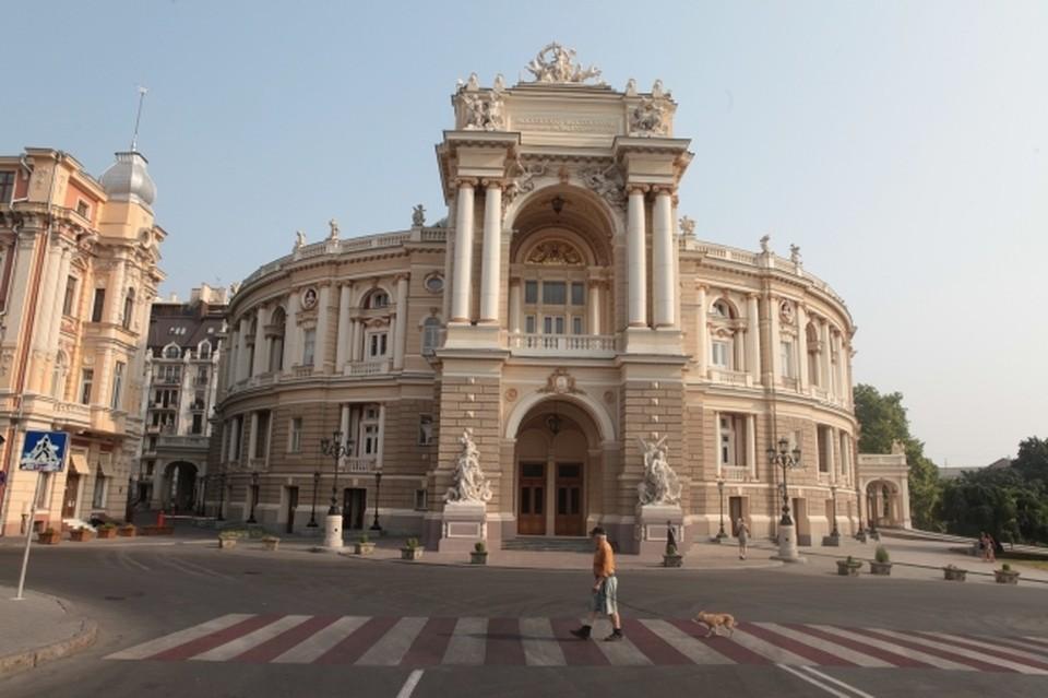 Гимн Одессы призвали поменять из-за русского языка