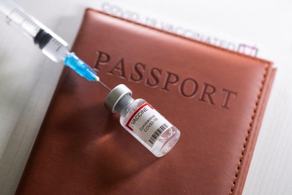 На европейском чёрном рынке липовый сертификат о вакцинации можно купить за 200-300 евро.