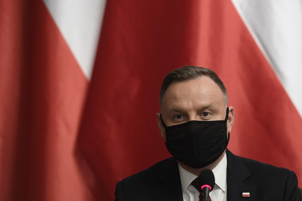 Президент Польши рассказал, что НАТО обсудит дорожную карту вступления Украины в альянс