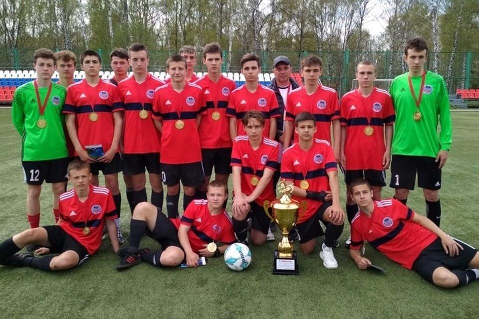 Юношеская сборная ДНР победила не международном чемпионате в России. Фото: Футбольный Союз Республики