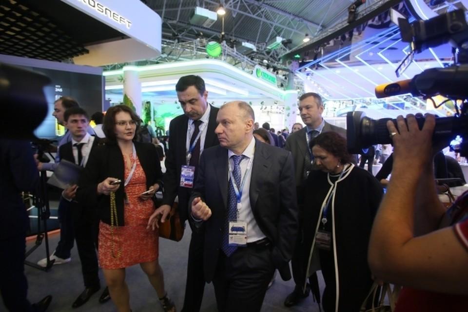 Владимир Потанин назван самым богатым человеком в России