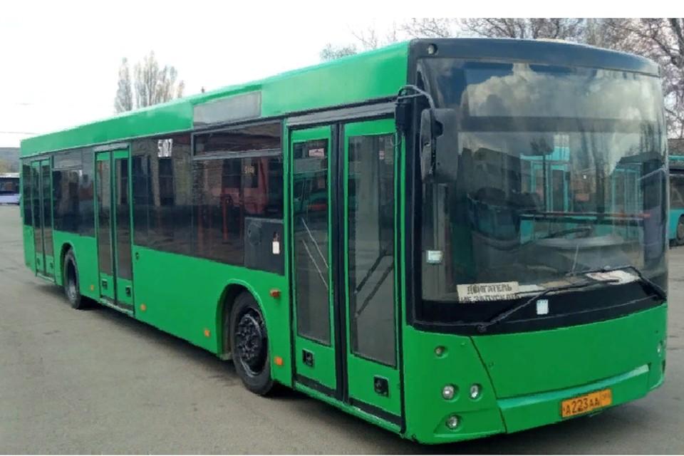 В автобусном парке проверили исправность машин. Фото: сайт администрации города Донецка
