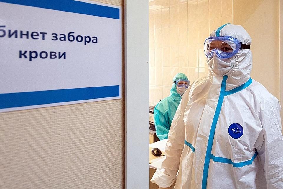 С начала пандемии общее число инфицированных коронавирусом в Пермском крае достигло 54 856 человек.