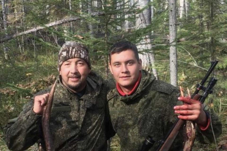 Алексей и Семен Пинигины, фото из архива героев публикации.