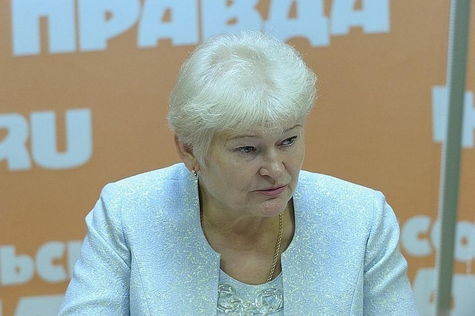 Ольгу Тен можно по-праву назвать одной из самых известных уже бывших чиновниц Хабаровска