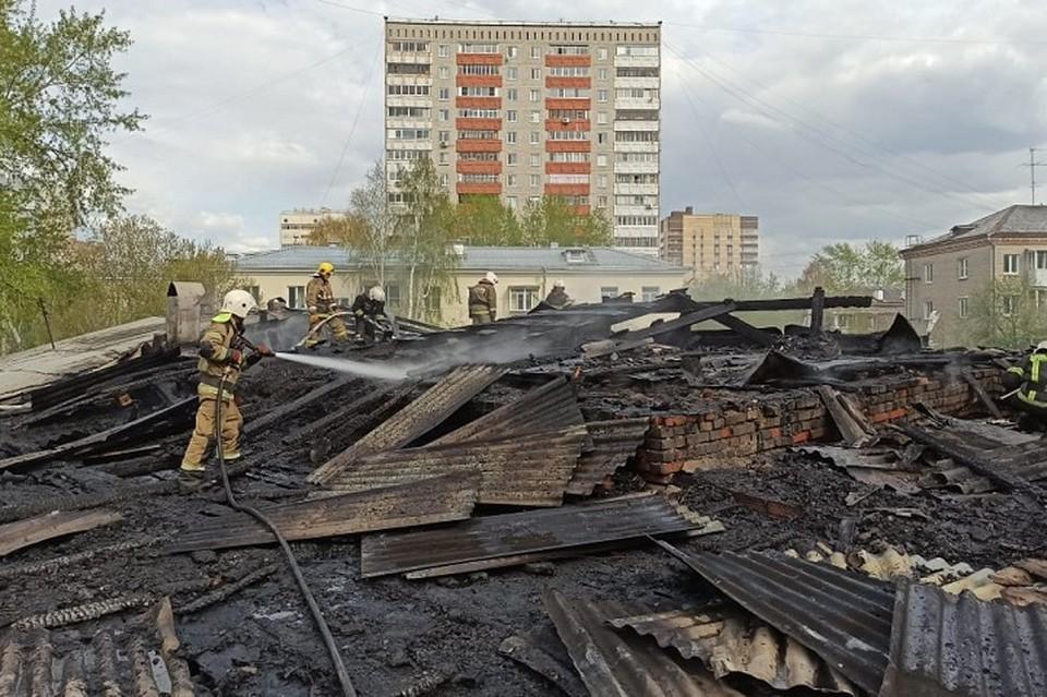 Фото: МЧС по Свердловской области