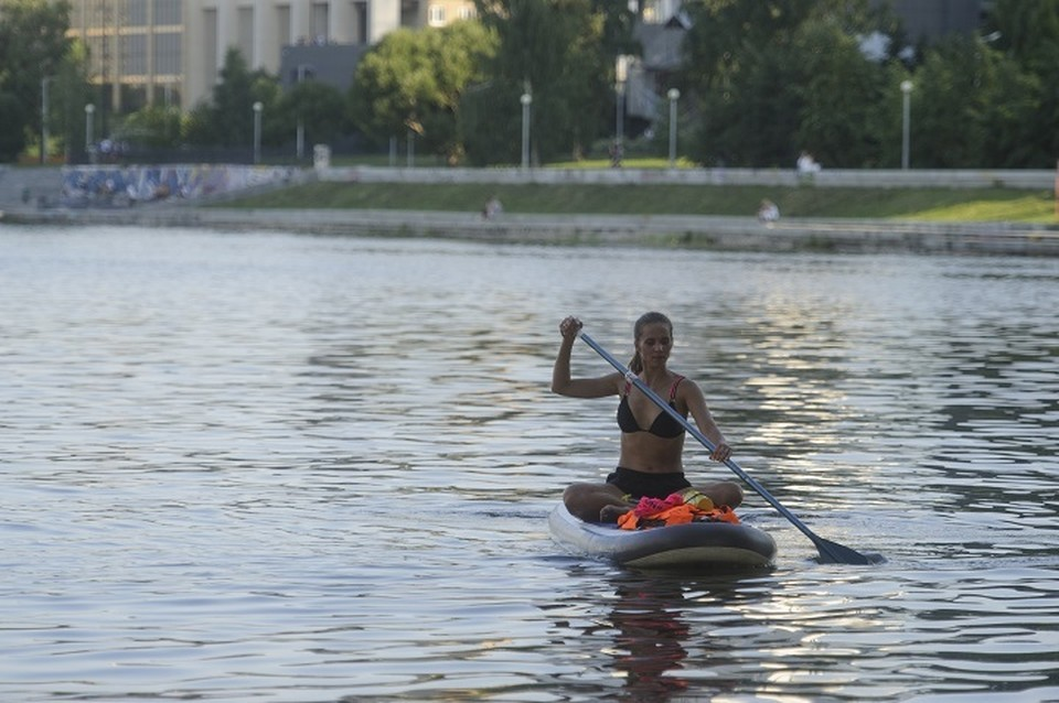В Екатеринбурге установится летняя жара
