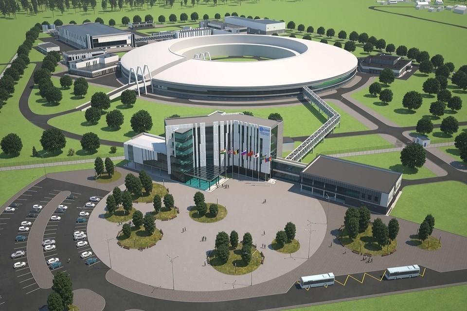 Новосибирский ИЯФ изготовит оборудование для СКИФа за 8, 9 миллиардов рублей. Фото: АО «ЦПТИ».