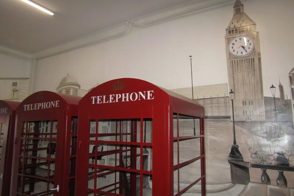 В Новосибирской колонии поставили новые помещения для телефонных звонков. Фото: ГУФСИН по Новосибирской области