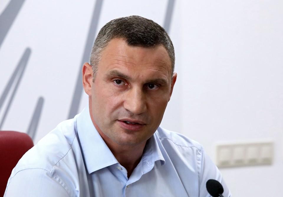В СБУ прокомментировали обыски в подъезде Виталия Кличко